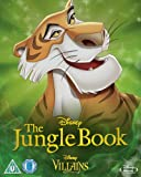 The Jungle Book [Blu-ray] Disney Villains O-Ring Slipcover Edition UK Import (Region BC) Disney Classics #19