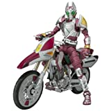 Bandai Tamashii Nations S.H.Figuarts Kamen Rider Garren And Red Rhombus Action Figure