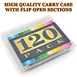 Artists Choice 120-Pack Colored Pencils