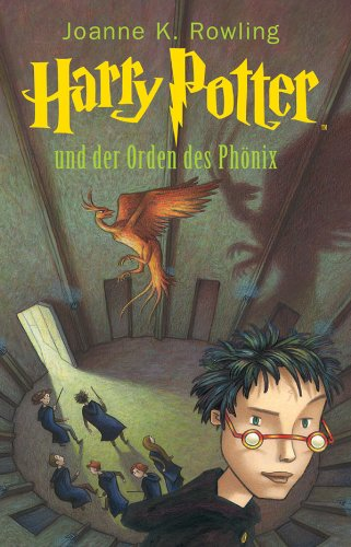 J. K. Rowling - Harry Potter und der Orden des Phönix
