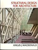img - for Structural Design for Architecture book / textbook / text book