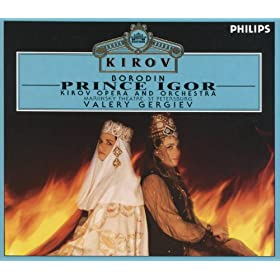 Borodin: Prince Igor - Mariinsky Theatre Edition - Act 1 - No.3 Dance of the Polovtsian Maidens