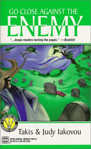 Image for Go Close Against The Enemy (Worldwide Library Mysteries)