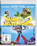 DVD Cover 'Sammys Abenteuer 2 3D [3D Blu-ray]