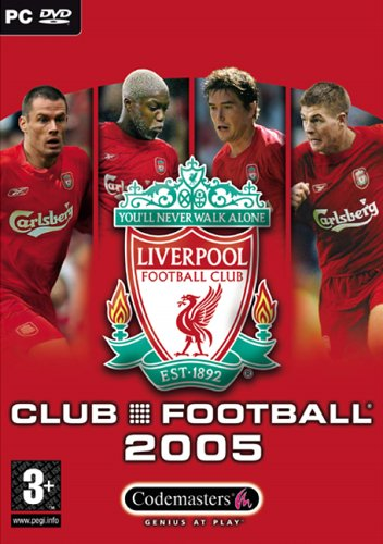 Club Football: Liverpool FC 2005 (PC)