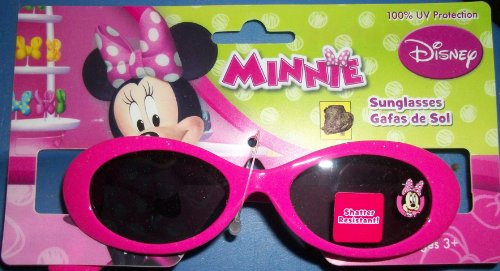 Minnie Mouse Pink Sunglasses