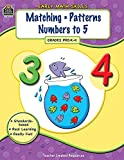 img - for Early Math Skills: Matching-Patterns-Numbers to 5 book / textbook / text book