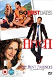 echange, troc 50 First Dates/Hitch/My Best Friend's Wedding [Import anglais]