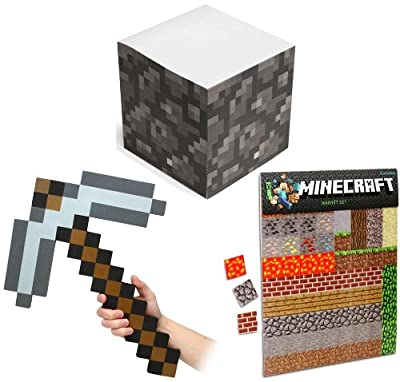 Minecraft Collectors Set Of 3 by ThinkGeek