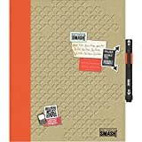 Smash Book Pocket Folio: 42 pages plus 6 special pocket pages