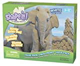 Shape It Sand, White, 5 Lb/80oz Box