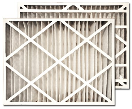 White Rodgers FR 2000-100 MERV 8 Replacement Media Filter, 2-Pack