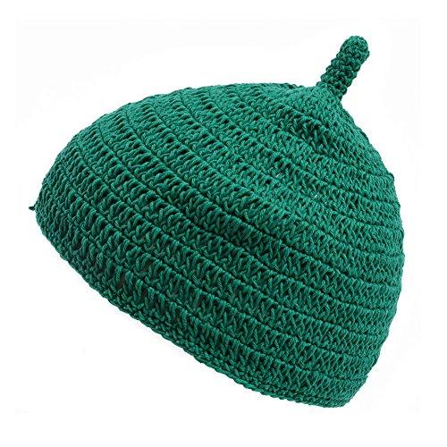 (カジュアルボックス)CasualBox ベビー REOM コットン どんぐりワッチ 5色 ベビーサイズ 赤ちゃん ニット帽 出産祝いニットキャップ charm チャーム