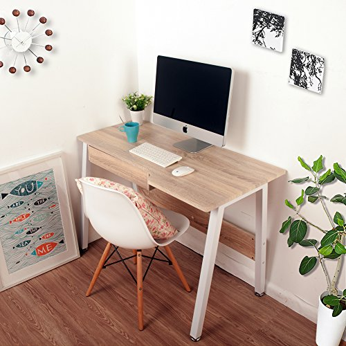 new-home-office-desk-corner-computer-pc-writing-table-workstation-wooden-metal