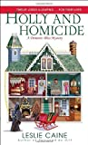 Holly and Homicide: A Domestic Bliss Mystery (Domestic Bliss Mysteries)