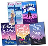 Paige Toon 5 Books Collection Pack Set RRP: £36.33 (Chasing Daisy, Johnny be Good, Lucy in the Sky, Baby Be Mine, Pictures of Lily) Paige Toon