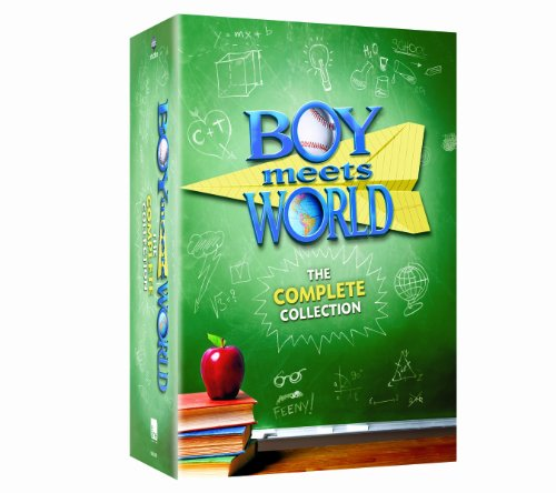 Boy Meets World: The Complete Collection by Lions Gate Review