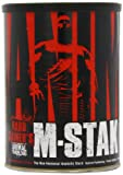 Universal Nutrition Animal M Stak Sports Nutrition Supplement, 21-Count