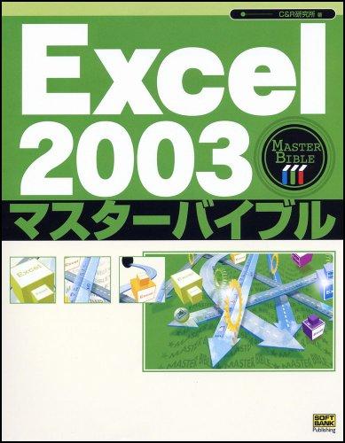 Excel 2003マスターバイブル