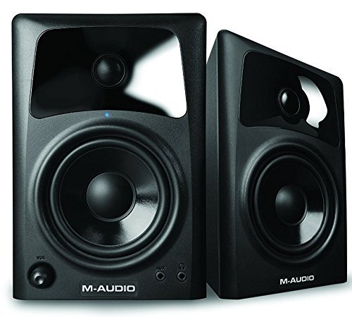 M-Audio-AV32-10-Watt-Professional-Studio-Monitor-Speakers-with-3-inch-Woofer-Pair