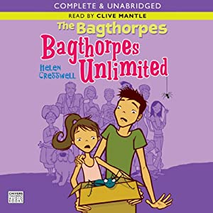 The Bagthorpes: Bagthorpes Unlimited | [Helen Cresswell]