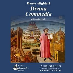 Divina Commedia [Divine Comedy] Audiobook