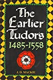 img - for The Earlier Tudors, 1485-1558 (The Oxford History of England ; 7) book / textbook / text book