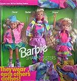 Barbie Sharin Sisters Gift Set Barbie Stacie Skipper by Mattel