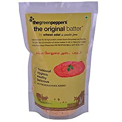 The Green Peppers Wheat Adai Powder, 400 Gms