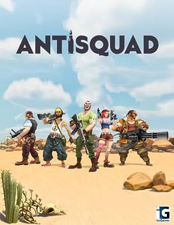 Antisquad  [Téléchargement]