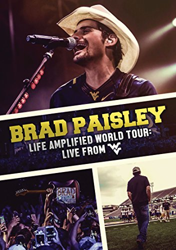 Brad Paisley - Life Amplified World Tour: Live From Wvu - Zortam Music