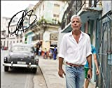 Anthony Bourdain Reprint Signed Autographed 8x10 Photo No Reservations RP