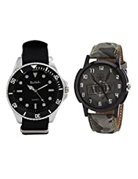 Relish Analog Round Casual Wear Watches For Men - B01A5718XK