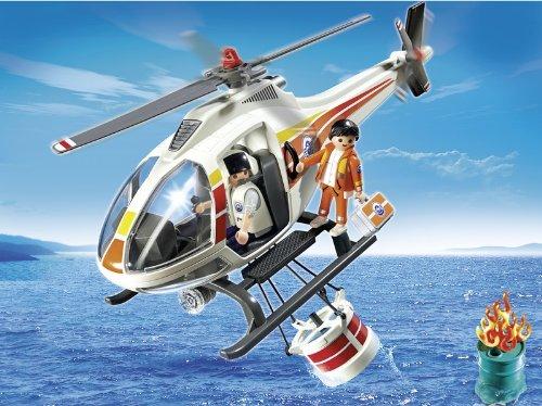 Elicottero Playmobil : Playmobil elicottero della guardia costiera