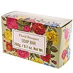 Floral Bouquet Bar Soap