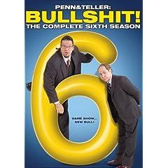 "ENTER TO WIN A COPY OF ""PENN & TELLER: BULLSHIT: THE COMPLETE SIXTH SEASON"" 5"