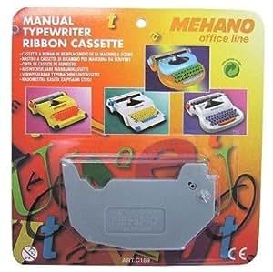 Mehano - C189 - Cassette a Ruban de Remplacement de Machine à Ecrire