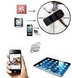 UYIKOO ® Caméra Mini Espion Camera de surveillance à Distance Sans Fil Caméra IP Wifi pour iPhone / Android / PC (noir)...