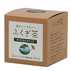 ふくぎ茶 島のハーブティー オリジナルブレンド【リーフタイプ】ティーバッグ15包入