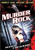 echange, troc Murder Rock [Import USA Zone 1]