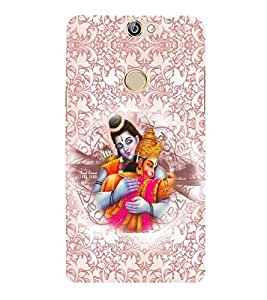 PRINTVISA Religious Lord Ram Case Cover for COOLPAD MAX