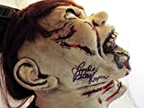 Linda Blair Signed / Autographed Regan from Exoricst Mask...JSA COA Inscribed Regan