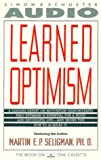 Learned Optimism (0671733842) by Seligman, Martin
