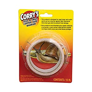 Corry's Slug & Snail Copper Tape Barrier