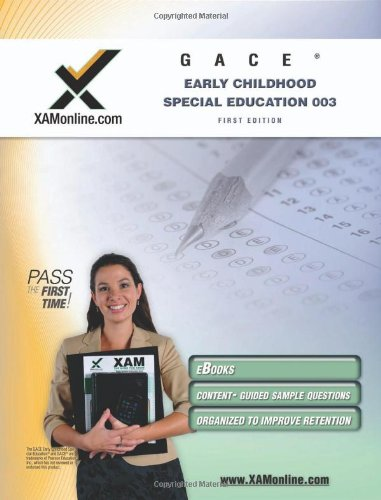 Gace Early Childhood Special Education 003 (Xam Gace)