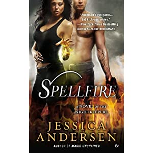 Spellfire by Jessica Andersen