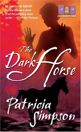 The Dark Horse (Forbidden Tarot), Patricia Simpson