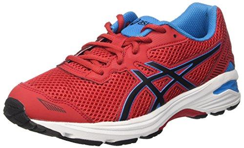 asics-gt-1000-5-gs-scarpe-da-ginnastica-unisex-bambini-rosso-true-red-black-blue-jewel-37-1-2-eu