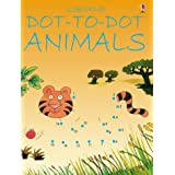 Dot-to-Dot Animals (Usborne Dot-to-dot)by Karen Bryant-Mole