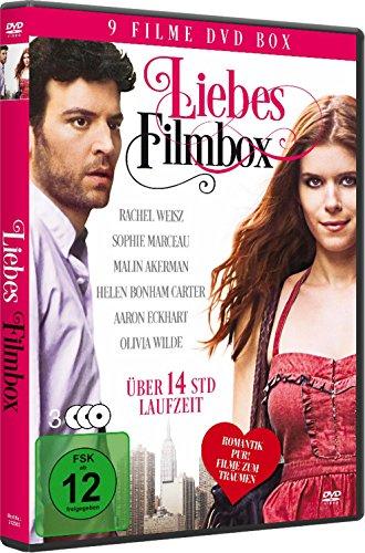 Liebesfilm-Box: Neun Filme die zu Herzen gehen [3 DVDs]